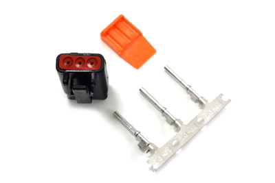 Deutsch Wiring Socket Housing Kit 3-Position