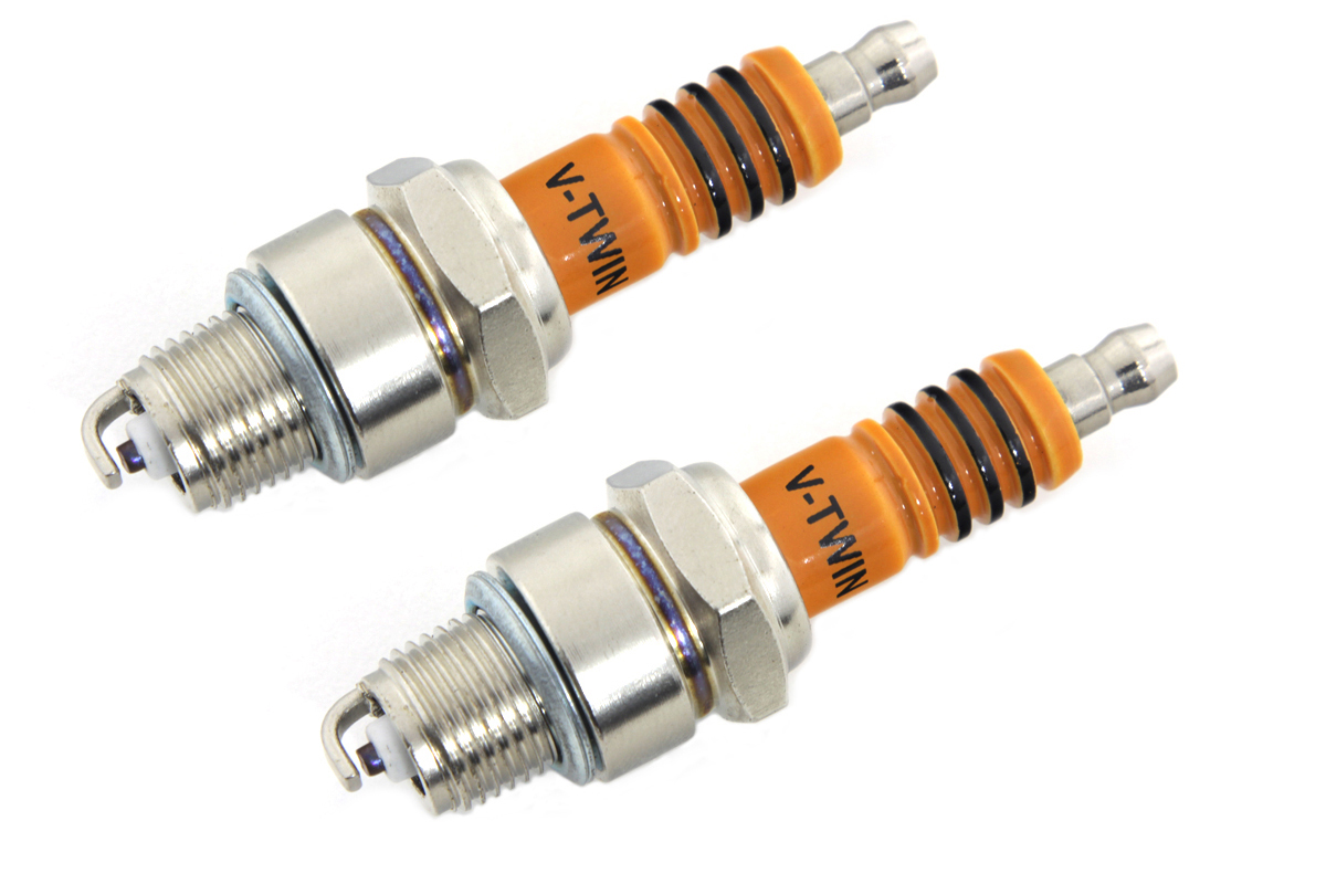 V-Twin Perforamnce Spark Plugs