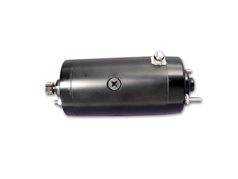 Prestolite Black Starter Motor