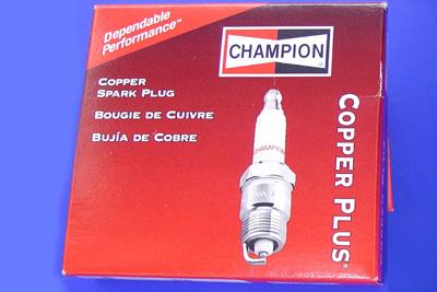 Champion Spark Plugs Copper Plus