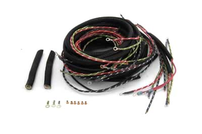 Wiring Harness Kit Battery Electric Start