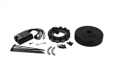 18 Amp Alternator Charging System Kit