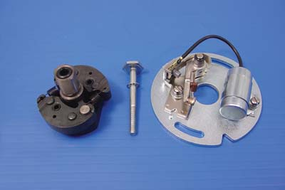 *UPDATE Ignition Advance with Points Plate Assembly