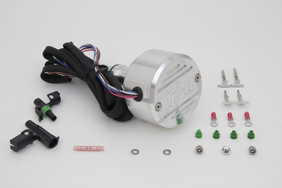 Single/Dual Fire 12 Volt Accel Distributor
