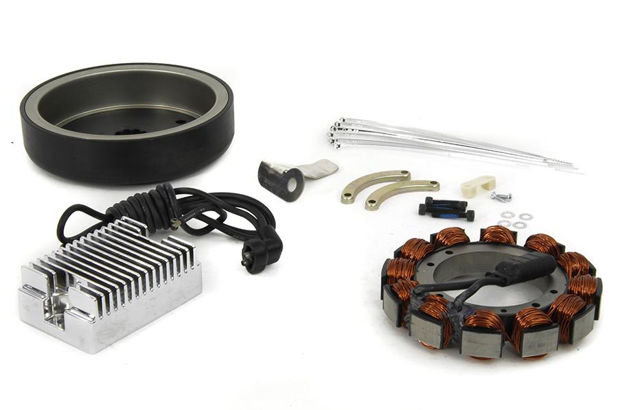 Alternator Charging System Kit 32 Amp