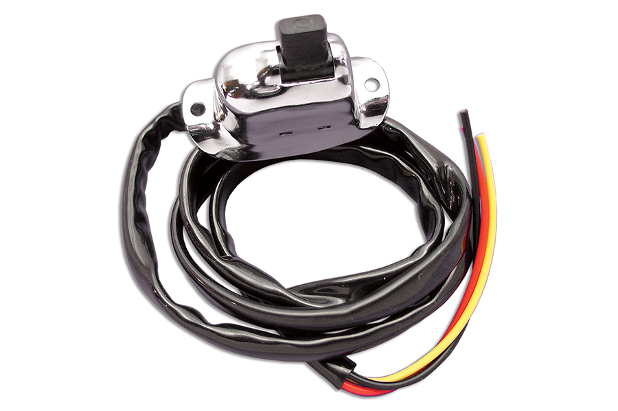 Two Position Handlebar Dimmer Switch With Wires