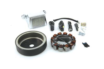 Alternator Charging System Kit 45 Amp