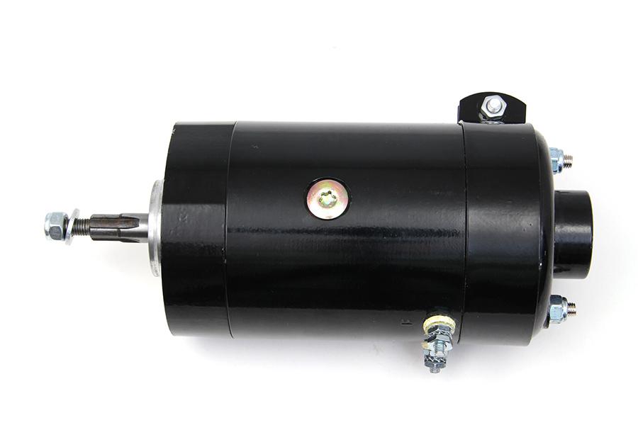 Black 12 Volt Generator