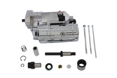 Chrome Starter Kit 2.4kW with Shaft