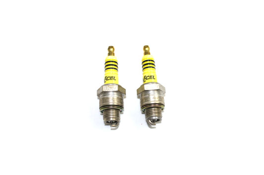 *UPDATE Accel Platinum Spark Plugs