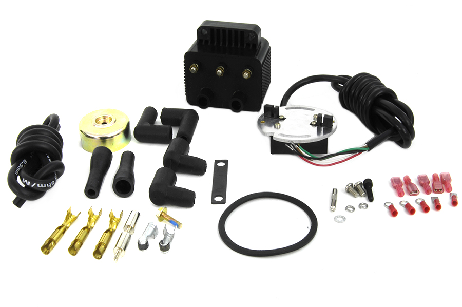 Single Fire Ignition Kit with 8.5mm Wire Diameter Coil