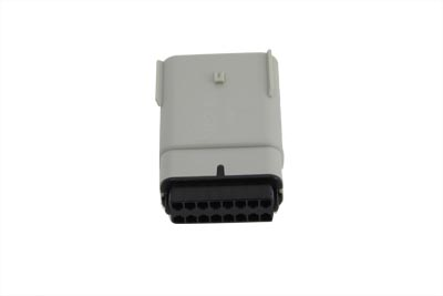 Wire Terminal 3 Position Male Connector