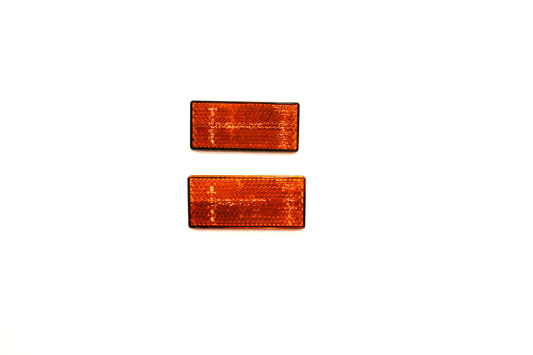 *UPDATE OE Front Amber Reflector Set