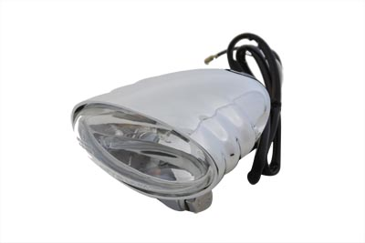 Chrome Single Beam Fog Light