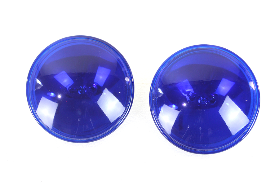 "Blue Sealed Beam 4-1/2"" Spotlamp Set"