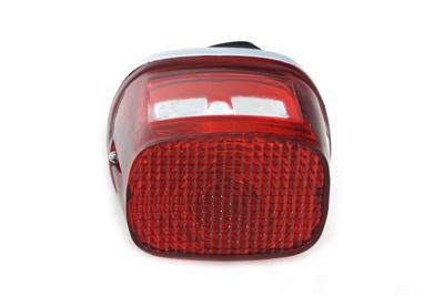 Stock Type Chrome Tail Lamp
