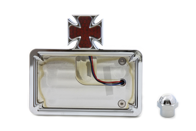 Chrome Billet Horizontal Tail Lamp Kit