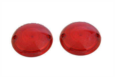 Turn Signal Red Stock Style Lens Set