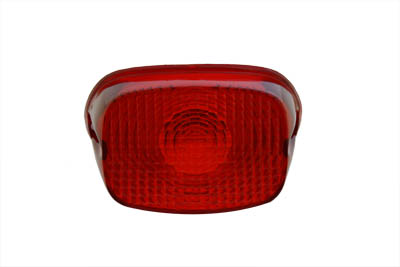 Tail Lamp Lens Stock Red