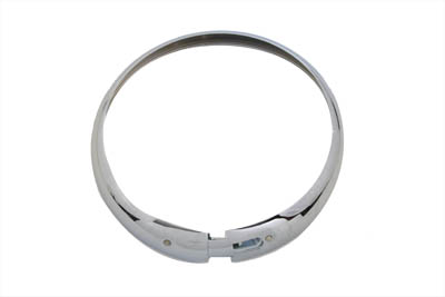 "7"" Headlamp Chrome Outer Rim"