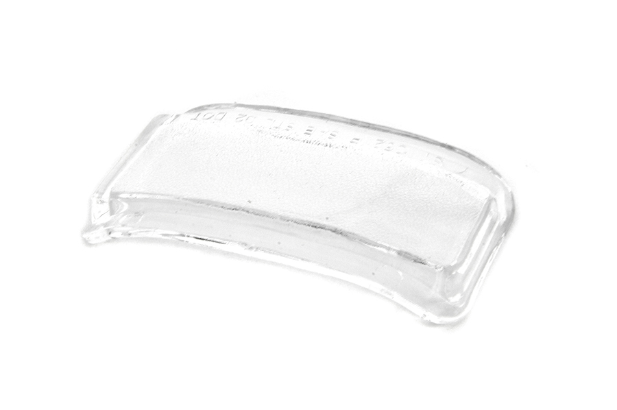 Tail Lamp Plastic Clear Lens