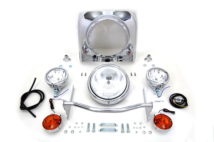 Headlamp and Spotlamp Conversion Kit
