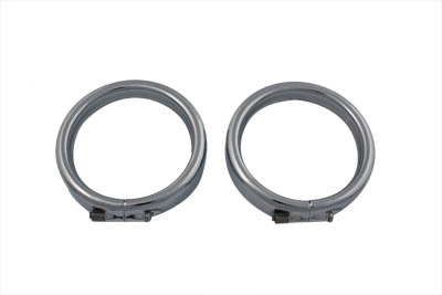 Frenched Turn Signal Trim Ring Kit