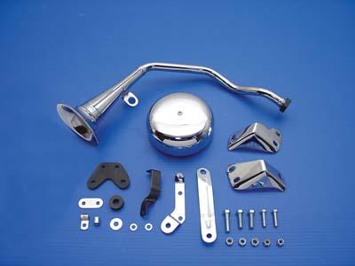 Trumpet Style 12 Volt Horn Kit