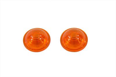 Mini Bullet Marker Lamp Amber Lens