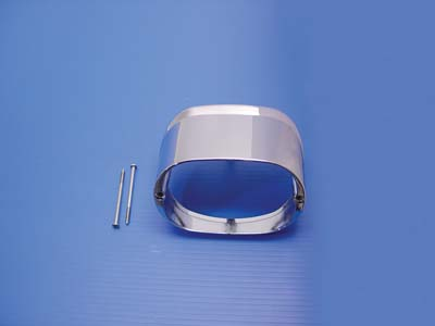 *UPDATE Tail Lamp Lens Collar Chrome