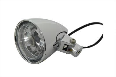 """3-1/2"""" Round Headlamp Billet"""