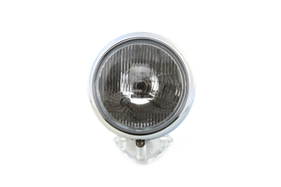 "*UPDATE 7"" Round Headlamp with Parking Lamp"