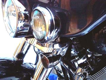 *UPDATE Chrome Spotlamp Kit with Brackets