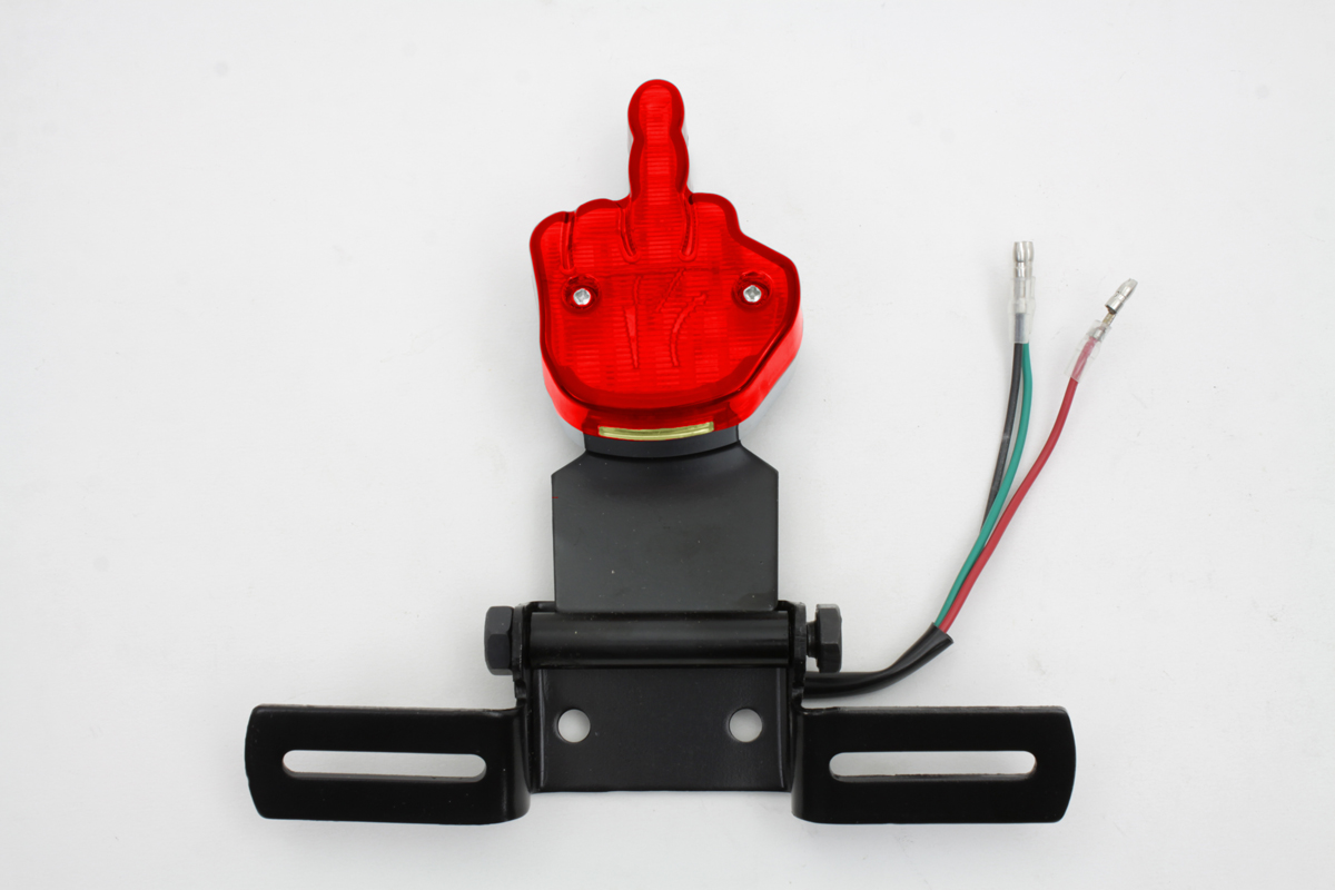 Finger LED Tail Lamp Assembly