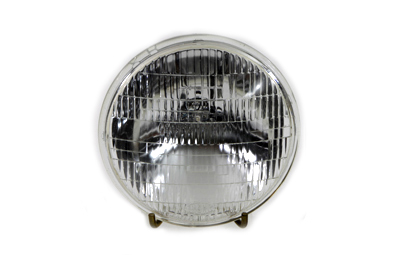"5-3/4"" 6 Volt Beck Sealed Beam Headlamp Bulb"