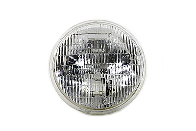 "5-3/4"" 12 Volt Beck Sealed Beam Headlamp Bulb"