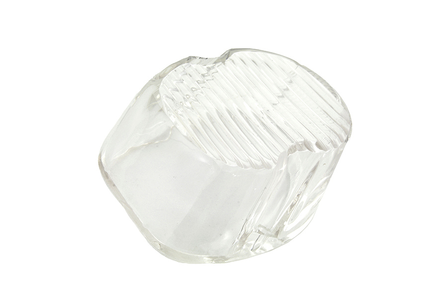 Tail Lamp Lens Laydown Horizontal Slim Style Clear