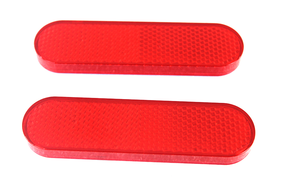 Red Reflector Set