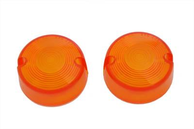 Amber Turn Signal Lens Set