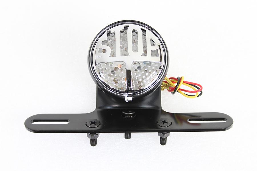 """Round """"Stop"""" LED Tail Lamp Kit"""