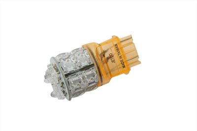 Super Flux LED Wedge Style Bulb Amber