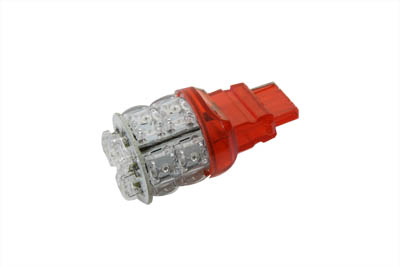 Super Flux LED Wedge Style Bulb Red