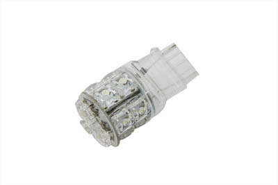 Super Flux LED Wedge Style Bulb White