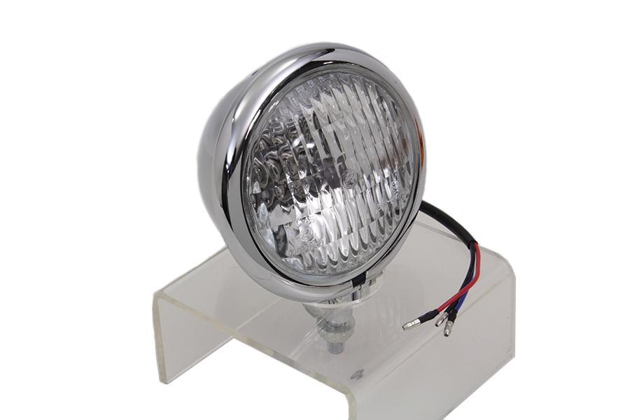 "Chrome 4-1/2"" Spotlamp Assembly"