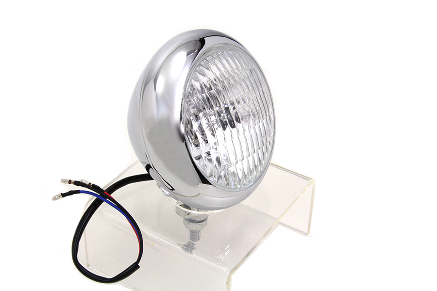 "Chrome 4-1/2"" Spotlamp Assembly"