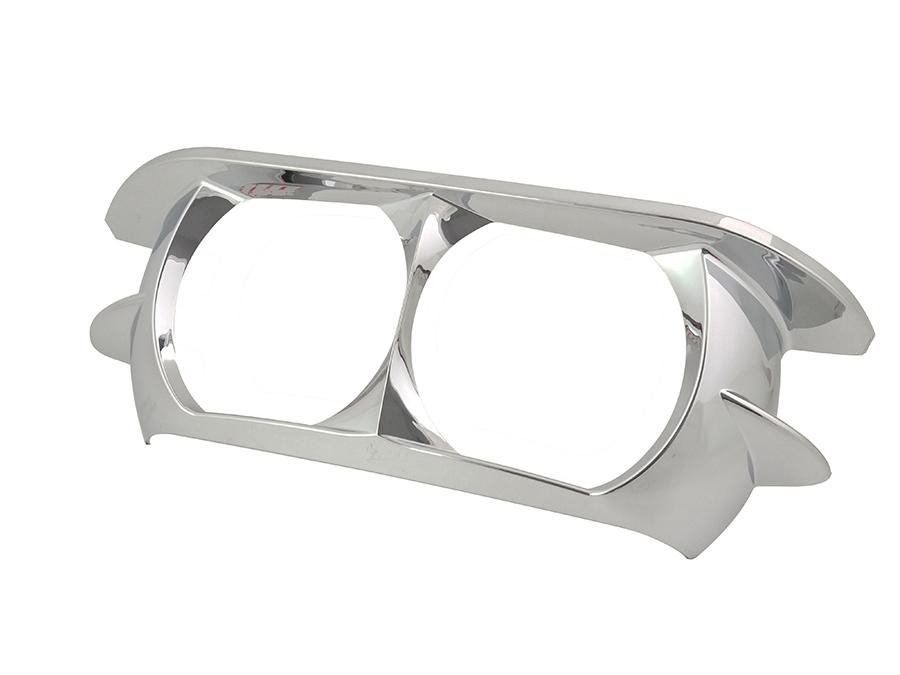Road Glide Headlamp Trim Chrome