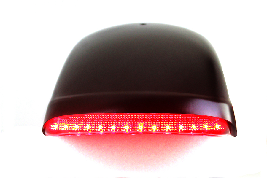 Chopped Fender Rear Edge LED Lamp with Smoke Lens