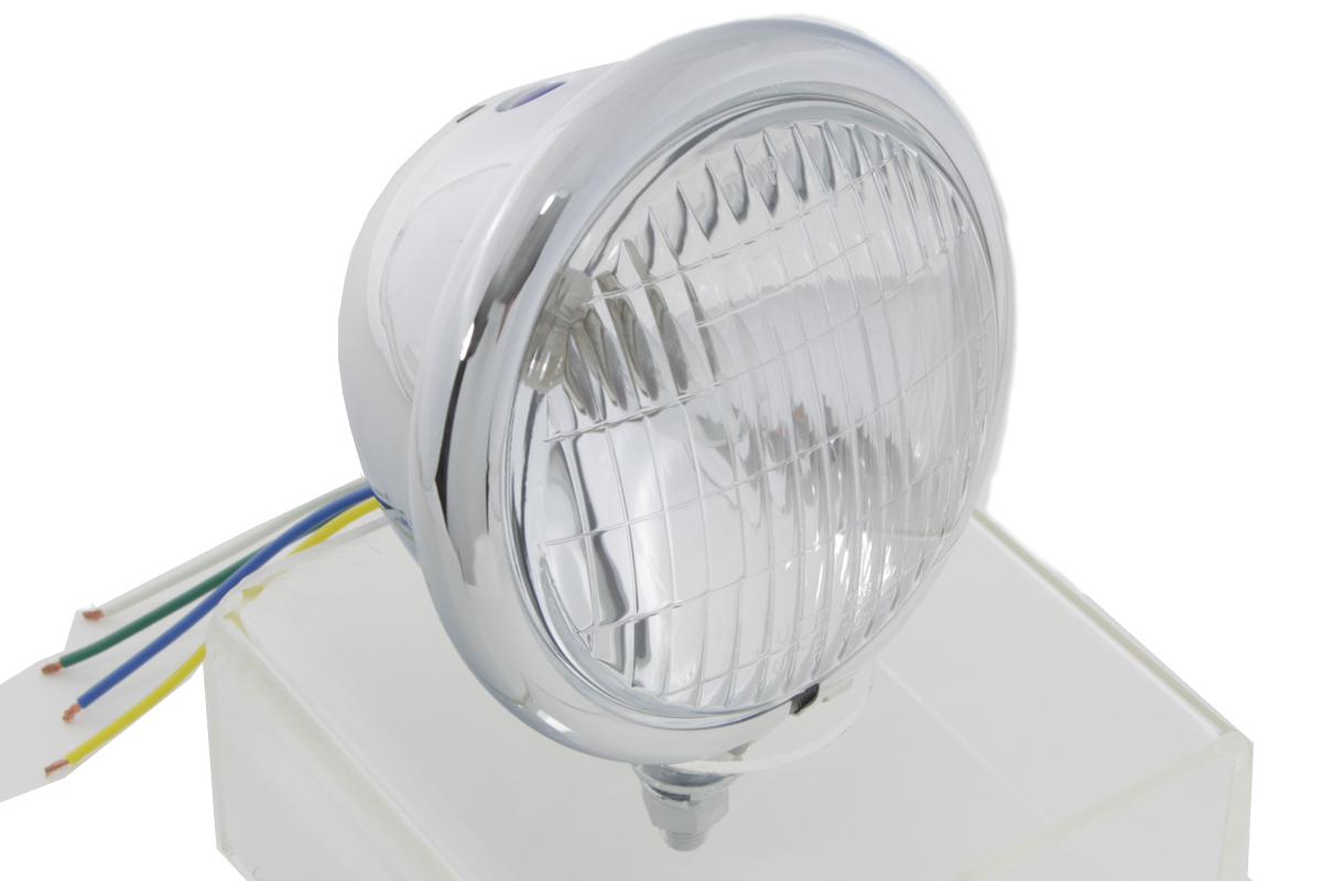 "4-1/2"" Stock Reflector Headlamp"