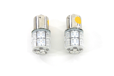 Amber SMD Bulb for 12 Volt Bullet Lamp