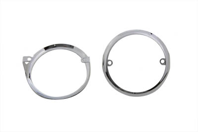 *UPDATE Turn Signal Trim Rim Set Chrome